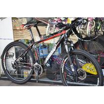 Bicicleta Venzo Tango Shimano Deore 20 Vel Bloqueo Discos