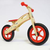 Pumy - Bicicleta De Madera Camicleta Rodado12 Varios Modelos