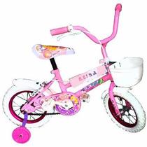 Bicicleta Inflable Nena Reina Rod.12