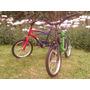Bicicleta Playera Rodado 14 Y 16 Para Niños