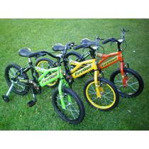 Bicicleta Rod 16 Varon Bmx !!!