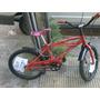 Bicicleta Rodado16 Olipia