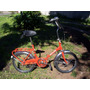Bicicleta Plegable Rodado 16 Aurorita