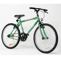 Bicicleta Halley Mountain Bike 19090 Rod 24 No Fija Gtia