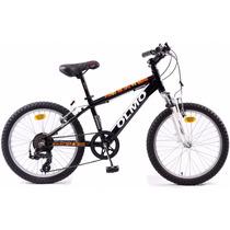 Bicicleta Olmo Safari Rod 20 Shimano Suspension Linea Nueva