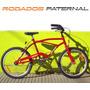 Bicicleta Rodado 20 Varon Playera Paseo Chico Super Oferta!!