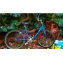 Oportunidad Bicicleta Plegable De Mujer