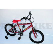Bicicleta Niño Infantil Rod 16 Bmx Cross