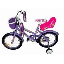 Bicicleta Halley 19060 Niña Rodado 14 Oferta Navidad