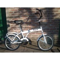 Bicicleta Plegable - Rod 20 - Envio A Cap. Y G Bs As. Gratis