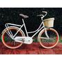 Bicicleta Estilo Retro Antigua Clasica Sport Mujer R26