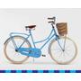 Bicicleta De Paseo R26 Estilo Inglesa Dama Antoniette Stark