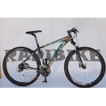 Bicicleta Mtb Venzo Amphion Rodado 29 - 24 Vel Discos
