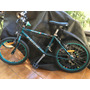 Bicileta Mountain Bike Raggio Rod.20 Verde Con Cambios