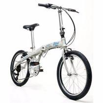 Bicicleta Olmo Pleggo Starter Plegable Aluminio Shimano