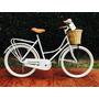 Bicicleta Vintage Clasica Classic Tipo Inglesa Retro Moderna