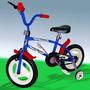 Bicicleta Playera Rodado 12 Art. 801 Directo Fábrica!
