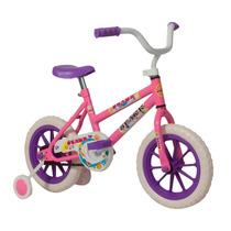 Bicicleta Rodado 12 Nenas Ruedas Macizas De Alta Resistencia
