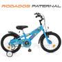 Bicicleta Chicos Olmo Rodado 16 Nueva Con Garantia Oficial