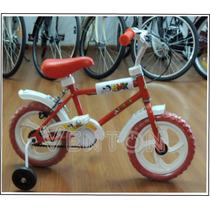 Bicicleta Infantil Venton Niños Con Rueditas Rodado12 Bmx