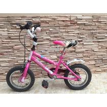 Bicicleta Rodado 12 Princesas