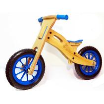Bicicleta De Inicio Gio Eco Sin Pedales Madera-castelar