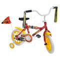 Bicicleta Rod 12 De Niño Varón + Mochila Regalo Tb P/ Niñas