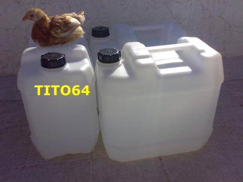 Bidones Para Combustible De 20 Y 25 Litros Para Nafta Gasoil