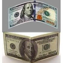 Superoferta!!! Billeteras Papel Tyvek Modelo Dólar!!!