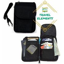 Organizador Documentos Pasaportes Viajes Envio Free Caba