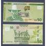 Namibia 50 Dolares 2012 Pick Nº 13 * Sin Circular *