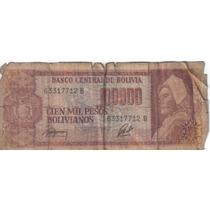 Pesos Bolivianos (cien Mil) Unica Oportunidad