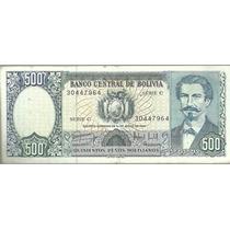 Bolivia 500 Pesos Bolivianos P166