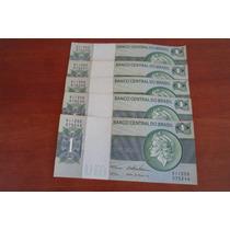 Billetes De 1 Cruzeiro Nuevos