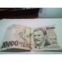 Billete Vital Brazil 10.000 Cruzeiros