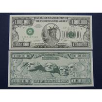 2001 - Estados Unidos - 1000000 De Dolares - Fantasía
