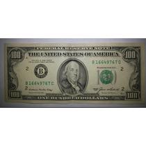 Billetes Antiguos De 100 U$s Serie Vieja