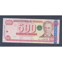 Nicaragua 500 Cordobas 2006 Pick Nº 200 Sin Circular