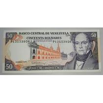 Venezuela Billete 50 Bolívares