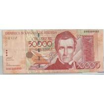 Venezuela 50000 Bolivares P82 2006