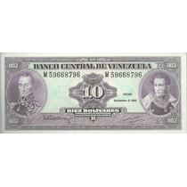 Venezuela 10 Bolivares 1992
