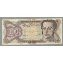 Venezuela 100 Bolivares 1998