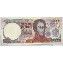 Venezuela 5000 Bolivares P78c 1998