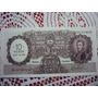 Billete $ 500 Moneda Nacional Resello $ 5 Ley 18188 Ref S1