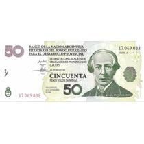 Billete Argentina Bono 50 Lecop (ex-) Palermo