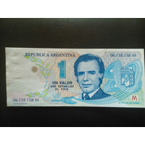 Billete Menemtrucho