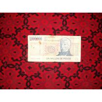 Billete $1.000.000-serie A- Bco. Central / Rep. Argentina