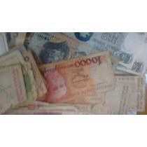 Lote De Billetes Antiguos 83