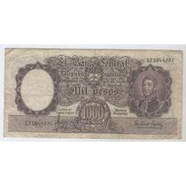 Billete 1000 Pesos M/n Fragata Estado Bueno, Oferta!!!!!!!!!