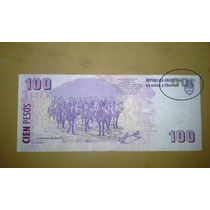 Billete De $100 Con Error